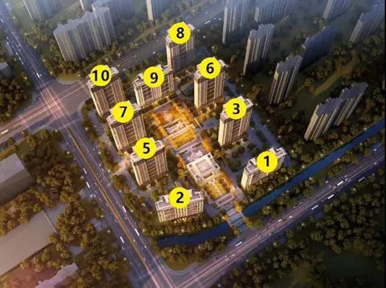 北部医院旁和风名筑1#、3#、6#获预售许可证