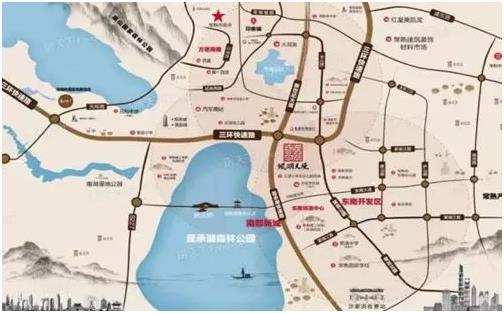 常熟东南&尚湖片区开盘或加推楼盘 你了解吗