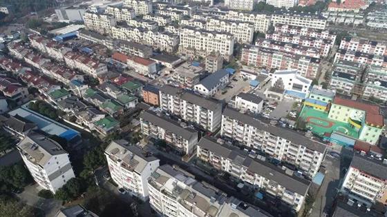 5区域15.17万方2019年老小区综合整治工程!