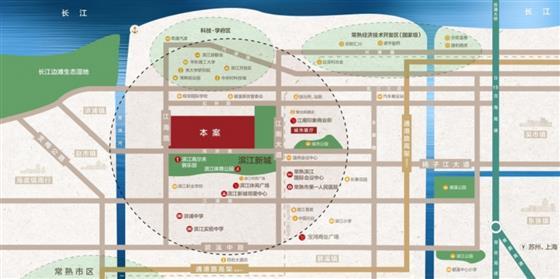 常熟滨江&尚湖镇&辛庄镇新房哪个是你的菜