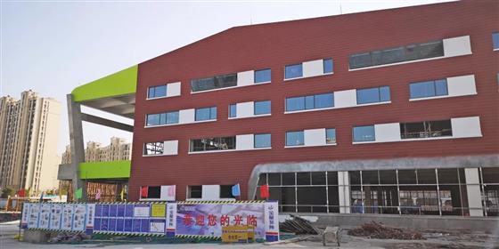 16轨48班 昆承中学改扩建工程批前公示发布!