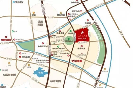文化片区内约188㎡大平层丨 中南林樾三期26、27幢加推在即