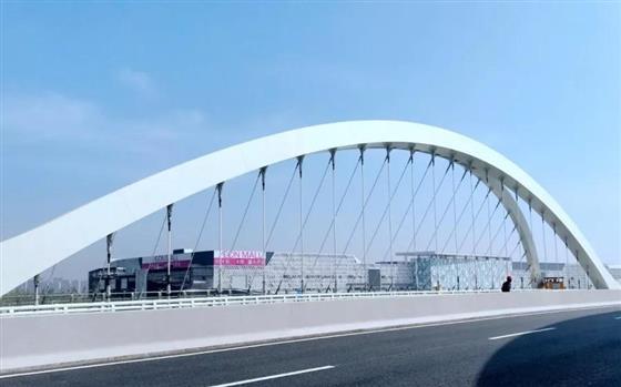 东南大桥五一正式通车  来看最新进度……