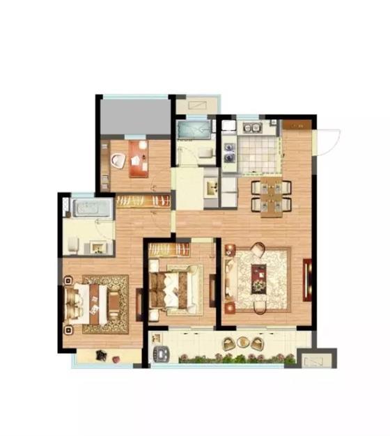 滨江铂郡8号楼获预售许可证 264套新品即将入市