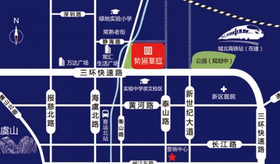 紫誉华庭二期新品&港龙香澜华庭首开房源即将面市