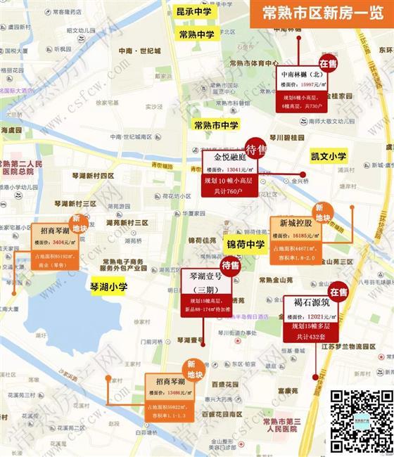金融街从北京到常熟 金悦融庭引领文化片区价值之所在