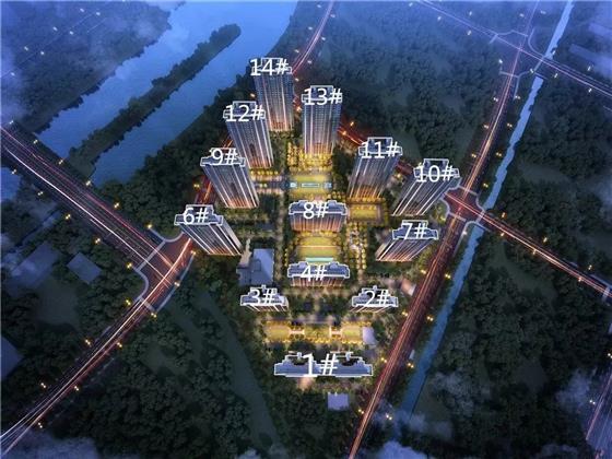 【新房资讯】滨江金科源江筑6#、9#、12#92-101㎡房源在售
