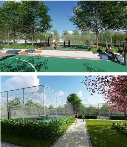 文化片区即将迎来一所新幼儿园 小朋友们可以在公园上学了