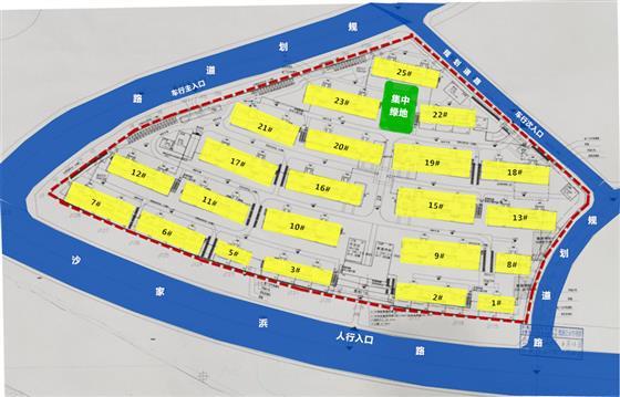 市区再添23幢洋房共计491套新房源丨琴湖小镇首宗住宅用地批前公示出炉