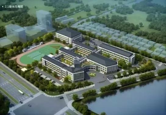 22幢洋房491户丨琴湖小镇首宗住宅项目效果图曝光 预计下半年面世