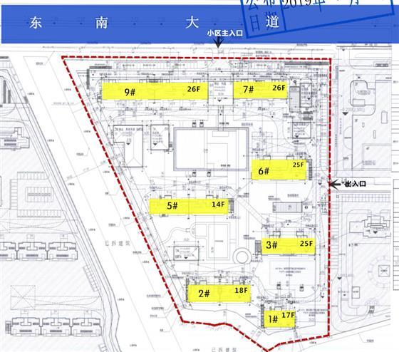 最小户型约73㎡ 丨 南部新城华润置地2019A-003批后公示出炉