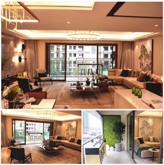 新房咨询丨文化片区中南林樾香庭188㎡大平层在售中