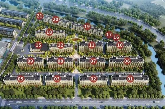 新房资讯丨尚湖玫瑰园东区约90-260㎡部分房源在售