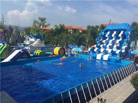 璀璨澜庭与您酷爽一夏 相约水上乐园撒浪狂欢!
