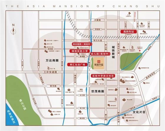 城铁片区唯一在售楼盘—紫誉华庭三期臻品房源倾城热销