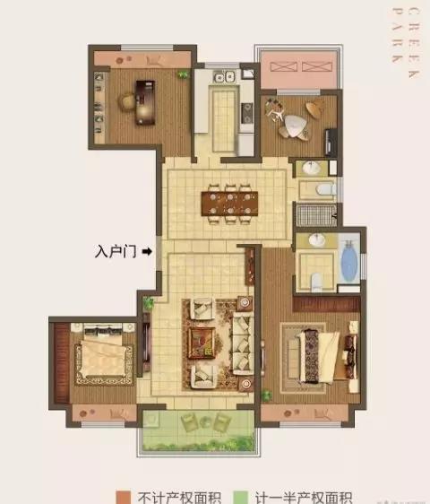 约95-122㎡204套房源加推丨辛庄镇观溪和园3幢小高层获预售
