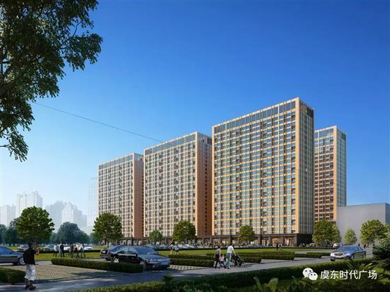 尚湖玫瑰园东区、枫林雅苑、虞东时代广场丨三盘同辉 一马当先