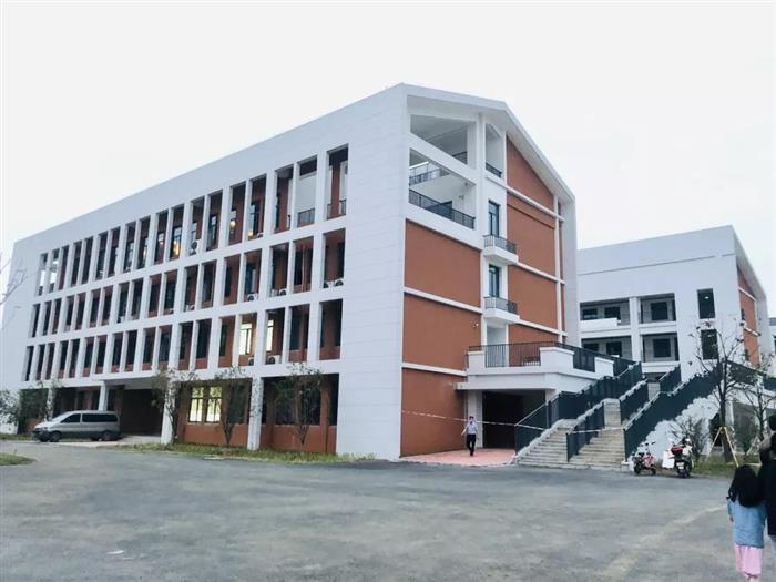 虞城高级中学?计划2022年竣工 三环内再添高中!