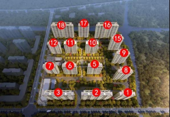 【新房资讯】尚湖镇时代春语花庭约95-118㎡火爆热销中