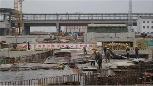 最新:南沿江常熟城铁有序施工!常熟沪通高铁7月有望通车