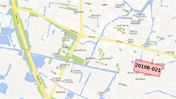 规划738户丨 金地尚湖项目批前公示出炉