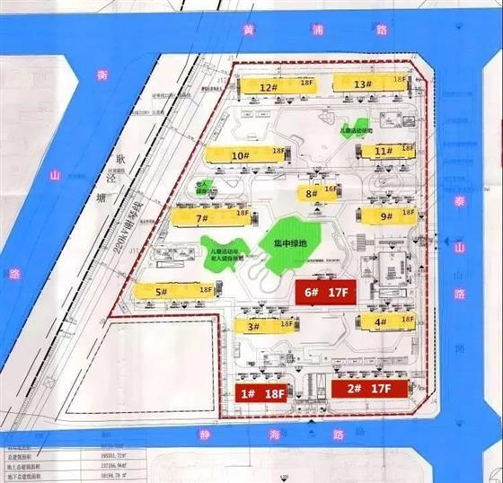 重磅:城铁片区建屋地块批前公示再修改