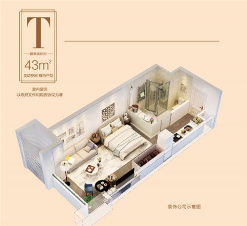 重磅:5.2米挑高!君悦来了!2020常熟城东首个服务型公寓