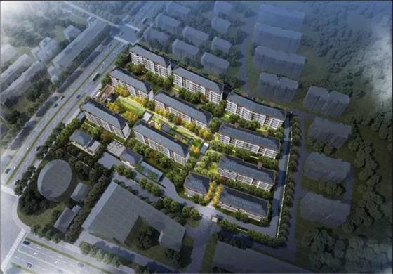 绿色科技住宅首现虞城 11栋总户数235户