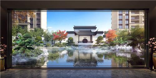沉寂多年重回巅峰!两大王牌来了!新中式对彪科技住宅