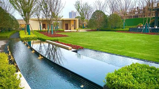 高品质生活就在这里 仁恒河滨花园能带给你对未来所有的想象