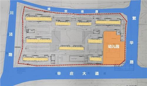 南大门未来可期辛庄中学批前公示来了