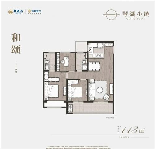 自带流量 琴湖小镇二期—琴颂雅院约300套房源昨日已取得预售