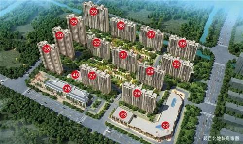 厉害了常熟东 祥源地块规划出炉 10万方拟建14栋共708户