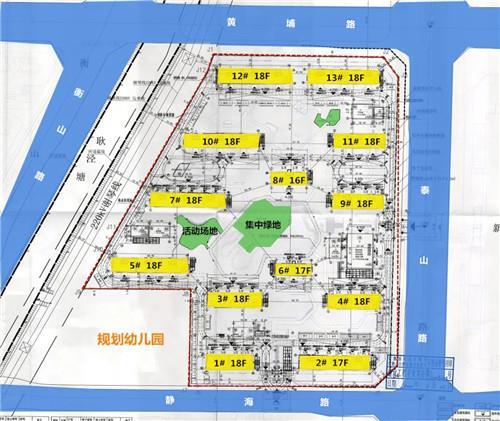 猛料:王牌对王牌!新的城市中心,两大纯新盘规划首曝光!