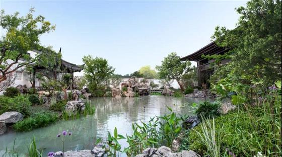 新中式—尚虞院建面约100-143平房源持续热销中