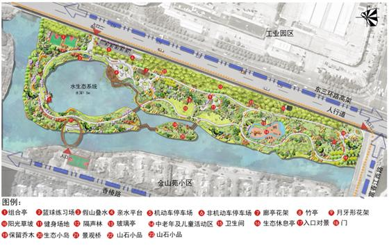 常熟城区将添5万平米大公园!实名羡慕一下…