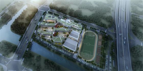 抢先看!常熟城铁片区将添三所新学校!