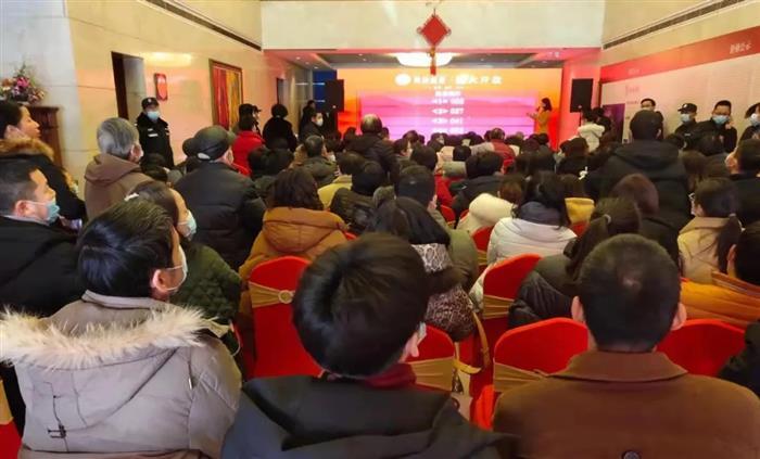 枫林雅苑盛大开盘 劲销4亿 售出80% 仅剩20套