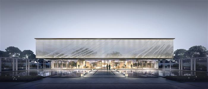 溪岸花园丨直击展厅开放现场 为常熟健康人居澎湃开篇