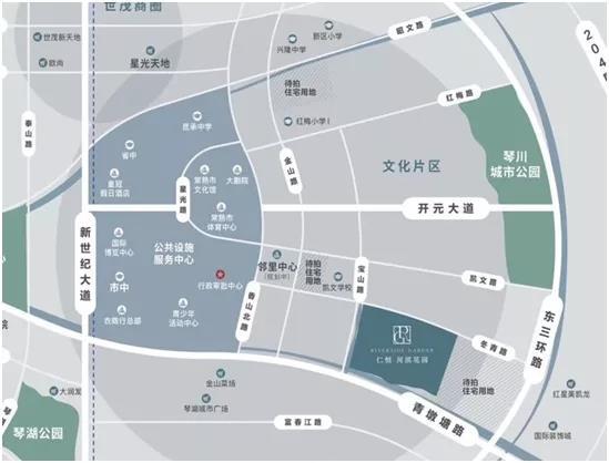 从一线大都市到百强县,仁恒为何能永远一房难求