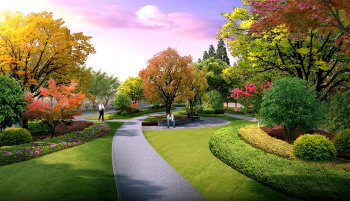 """常熟城北将添""""公园式""""景观道路,看看在哪?"""