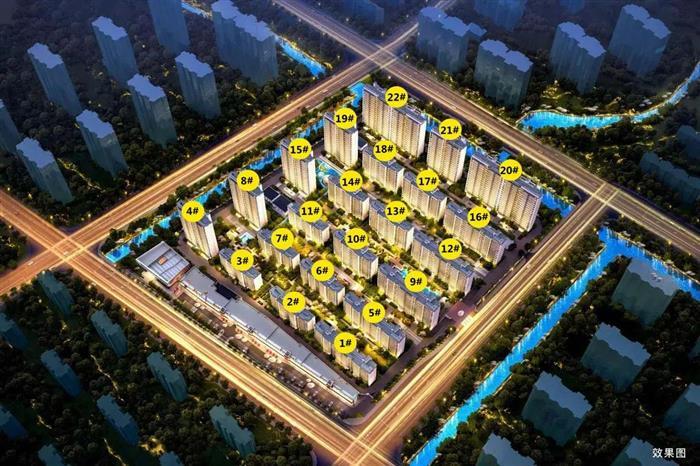 330套房源丨龙湖熙上洋房、小高层首获预售 91-125㎡即将入市