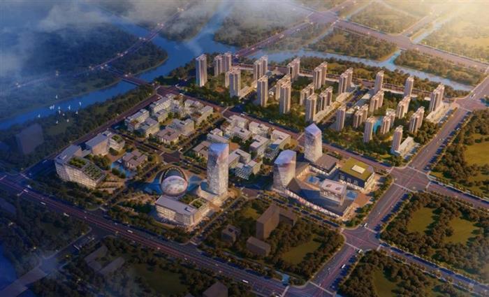 底价成交!绿地再获新地!9.87亿竞得南部新城6.1万方地块