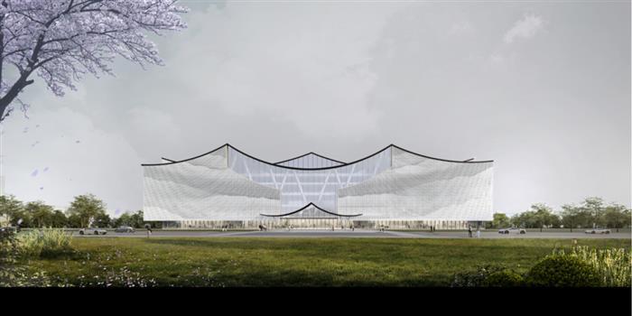 文化新地标!今天,市工人文化宫项目在常福开工奠基!