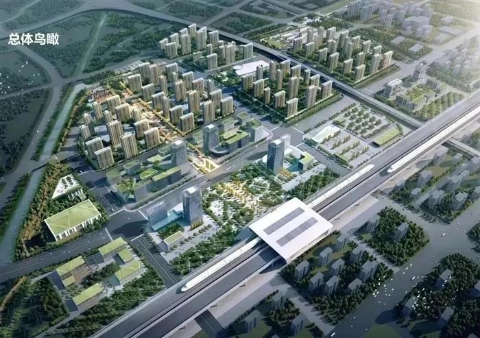 重磅:城铁片区挂28万方新地 配建购物中心+酒店+办公+公园……