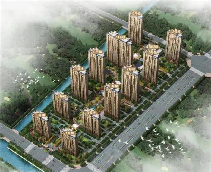 城北纯新盘—蓝瓴雅苑首获预售 即将开盘入市!